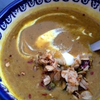 Parmesan Rosemary Savory Granola Recipe