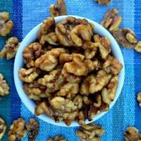 Must Have Oven Roasted Candied Walnuts