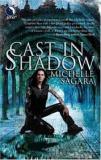 "<span class=""item""><span class=""fn title-book"">CAST IN SHADOW</span><span class=""title-author""> by Michelle Sagara</span></span>"