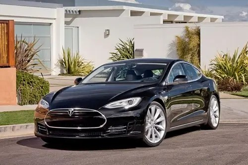tesla model s car of the year