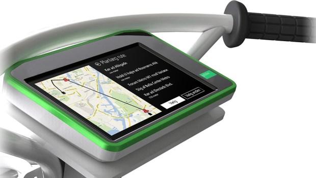copenhagen bike tablet