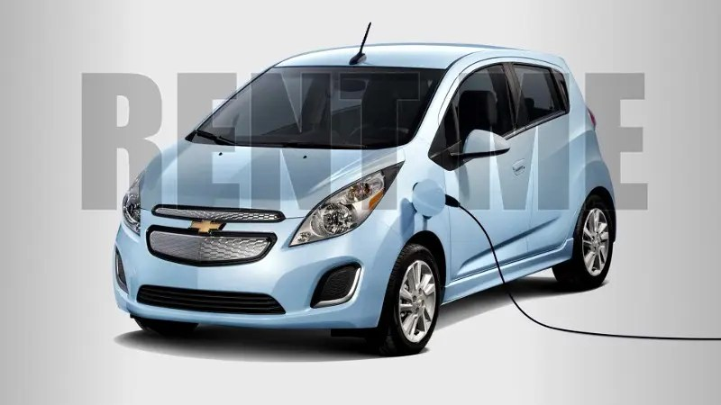 Drive Electric Rental Fleet