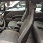 BMW i3 inside