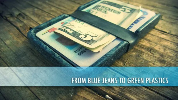 denimite recycled jeans