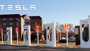 tesla superchargers germany