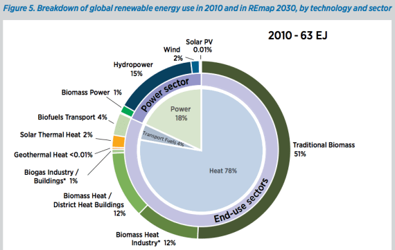 REmap renewables 2010