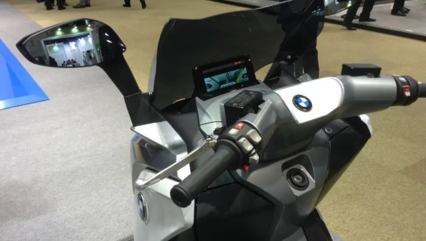 BMW electric scooter 3