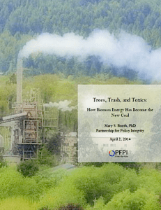 """Trees, Trash and Toxics"" (PFPI)"