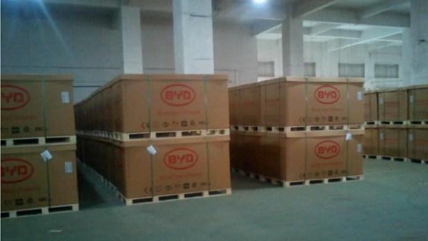 BYD modules