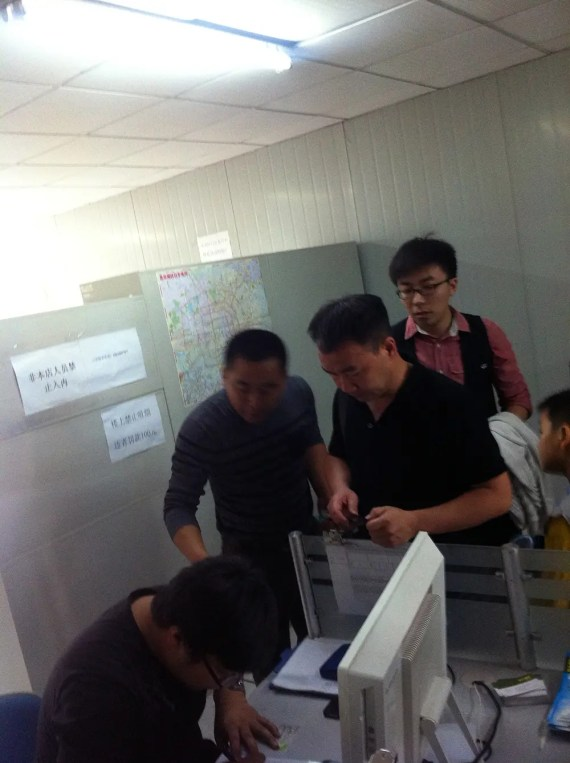 EV rental Beijing 10