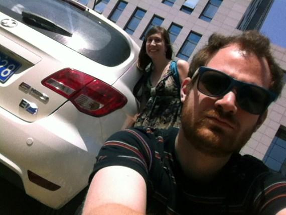 EV rental Beijing 7
