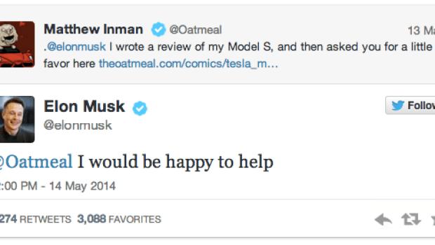 Elon Musk Oatmeal