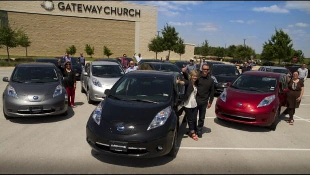 Nissan LEAF 50,000