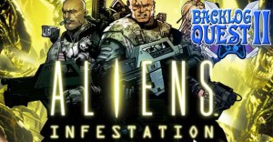 Day 28 – Aliens: Infestation – Kills bugs dead
