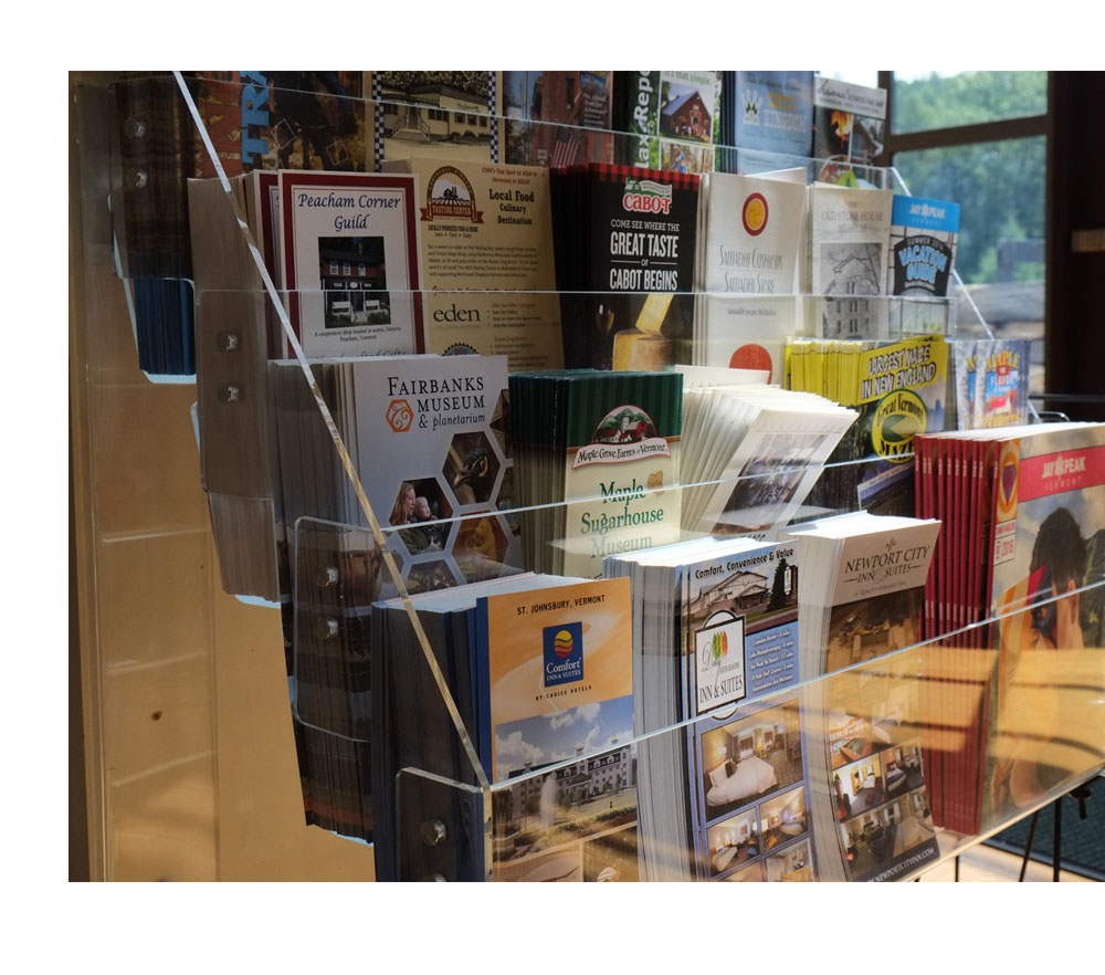 Brochure Holders  Racks  Stands and Displays from Clear Solutions Organize and Present Your Brochures with Our Attractive  High Quality   Affordable Brochure Holders  Wall Racks and Floor Spinners