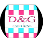 D&G FASHIONS NEW LOGO 2013 WHITE