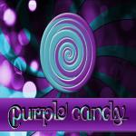 Purple Candy logo