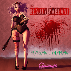 The Beauty Pageant Oct 11 - Nov. 1
