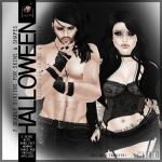 Halloween-Poster- Guy and Girl