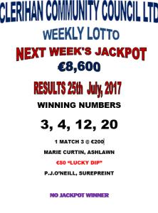 Lotto 25072017