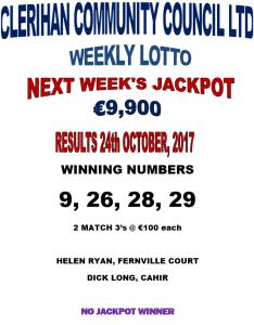 Lotto 24102017