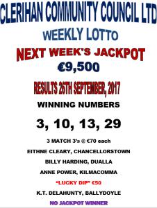Lotto 26092017