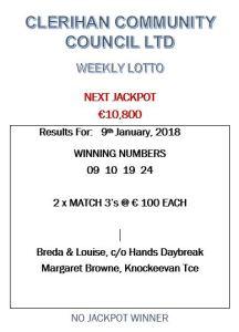 Lotto 09012018