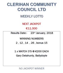Lotto 23012018
