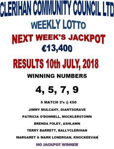 Lotto 10072018