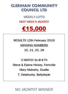 Lotto 12022019