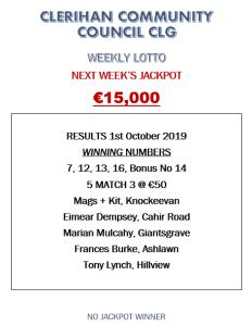 Lotto 01102019