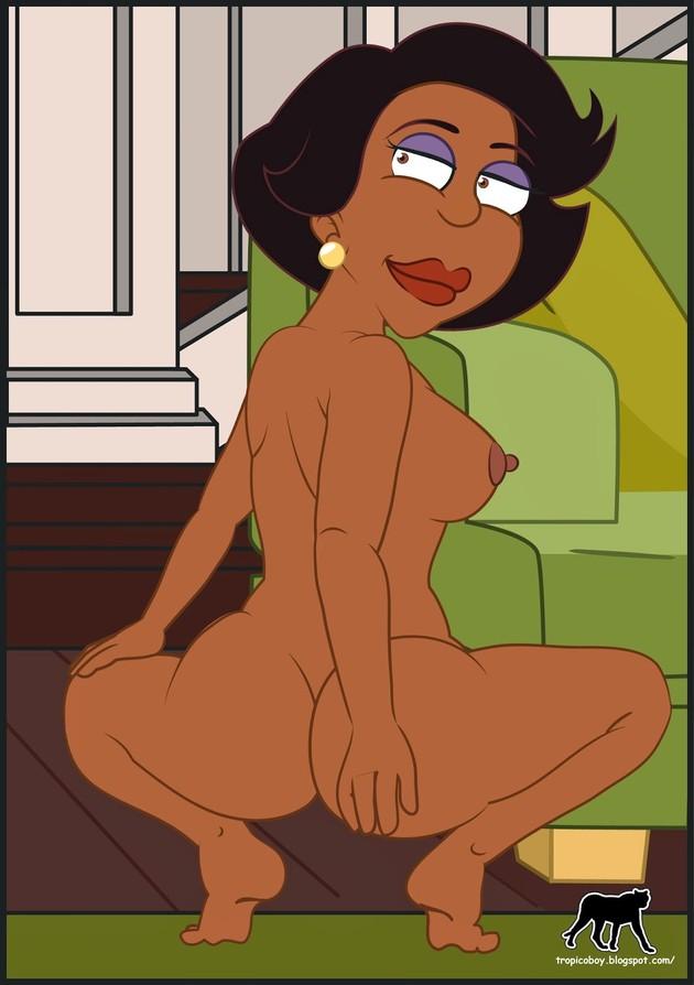 Cleveland Show Porn Roberta