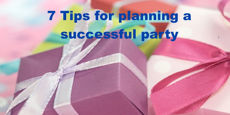 Party #planning tips via @CleverlyChangin