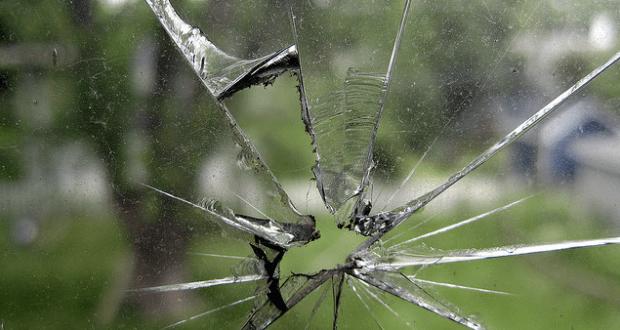 Broken Window (Photo Credit: akeg, Flickr)