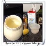 Cooking With Kids: Homemade Vegan Mayo