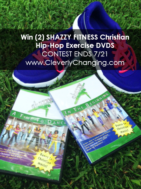 Shazzy Fitness Exercise Videos Review | CleverlyChanging.com