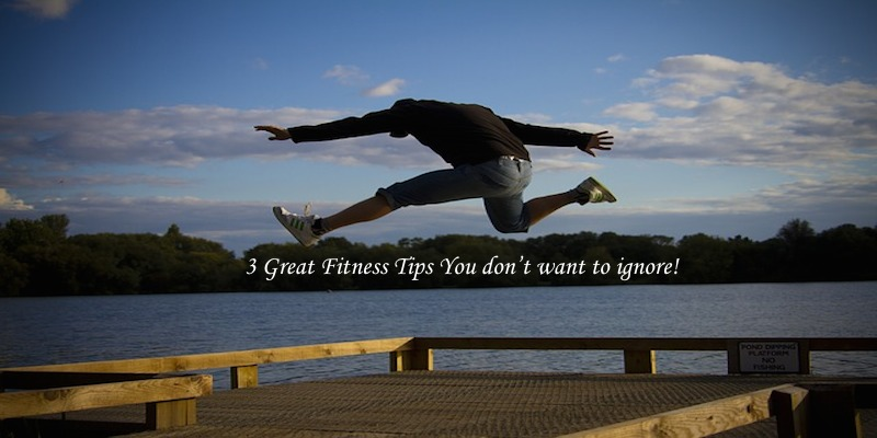 Outdoor Fitness Tips