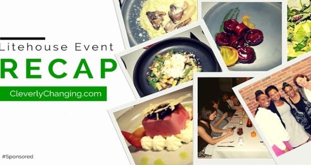 Litehouse dmv blogging event recap