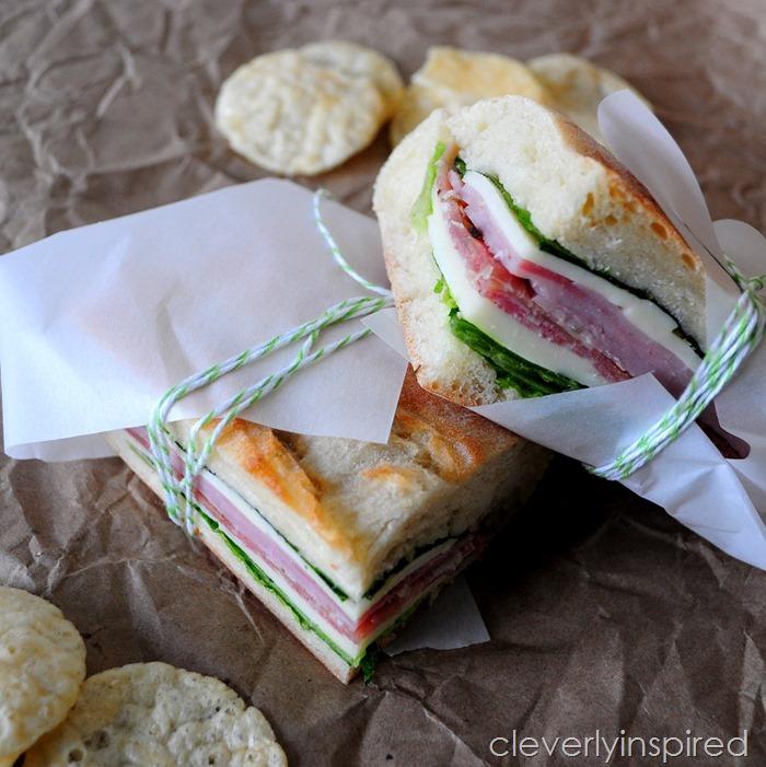 pressed picnic sandich recipe @cleverlyinspired (5)