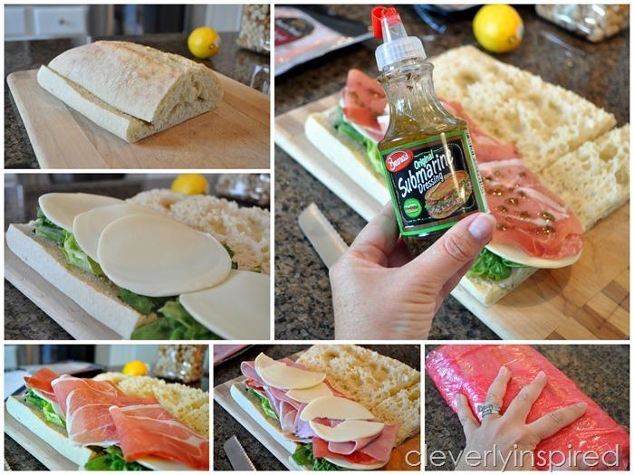 pressed picnic sandich recipe @cleverlyinspired (6)