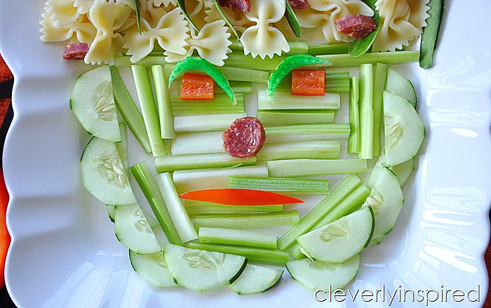 Halloween Party Food @cleverlyinspired (2)