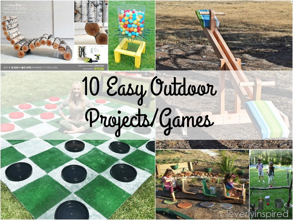 Fullsize Of Easy Backyard Projects