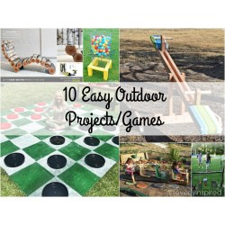 Small Crop Of Easy Backyard Projects