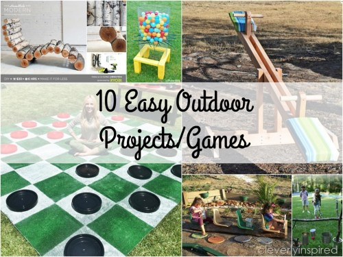 Medium Of Easy Backyard Projects