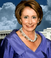Nancy Pelosi Look Alike