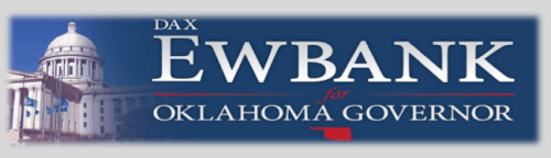 Liberty is the Issue – Dax Ewbank for Governor of Oklahoma – Vote Tuesday June 24th!