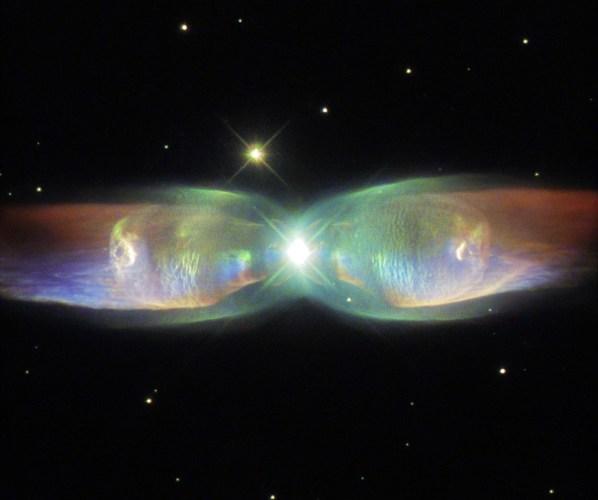 NASA Captures Giant Space Opal