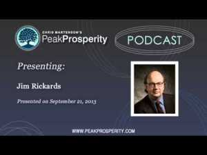 Jim Rickards: We're Witnessing One of the Greatest Failed Experiments in Economic History