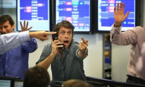 Brokers trading