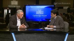 (Video) Eric Sprott: Markets are being supported by financial heroin.